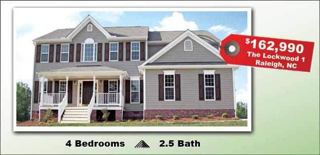 lockridge homes new homes built on your land